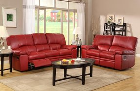 Red Leather Recliners - Ideas on Foter