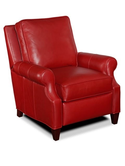 Red Leather Recliners