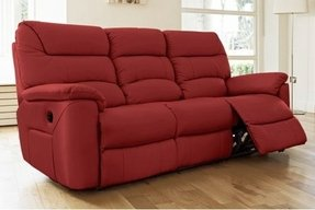 Red Leather Recliners Ideas On Foter