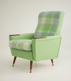 Retro armchairs for sale