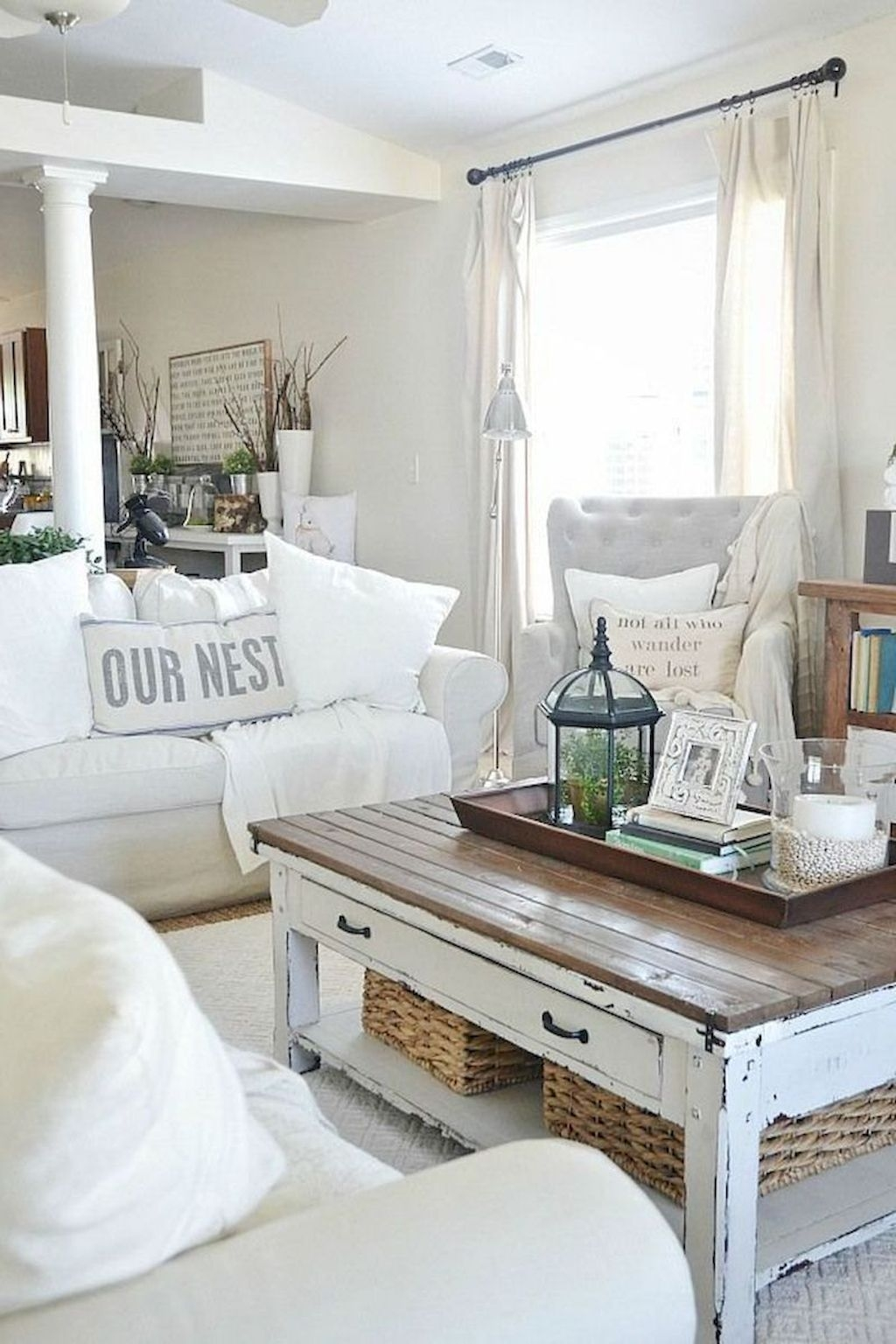 Beautiful Shabby Chic Coffee Tables