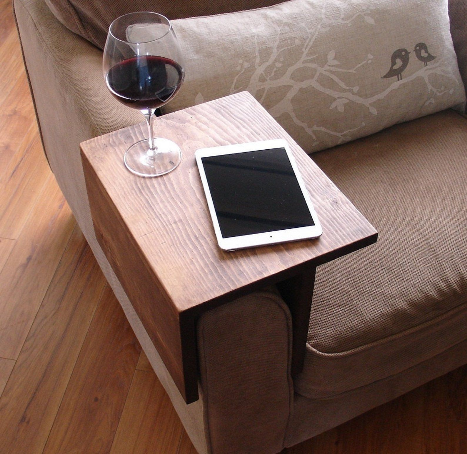 Delicieux Side Table For Recliner