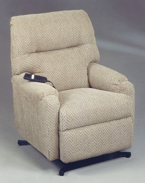 Small electric recliner