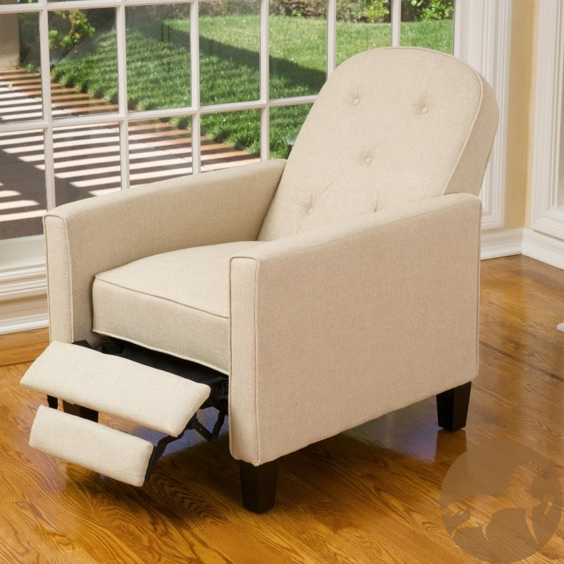 Merveilleux Small Reclining Chairs