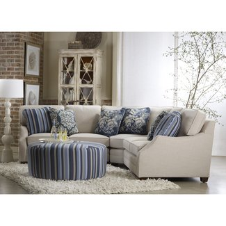 Small Sectional Sofa With Recliner For