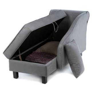 chaise lounge with storage Storage Chaise Lounge Furniture   Foter chaise lounge with storage