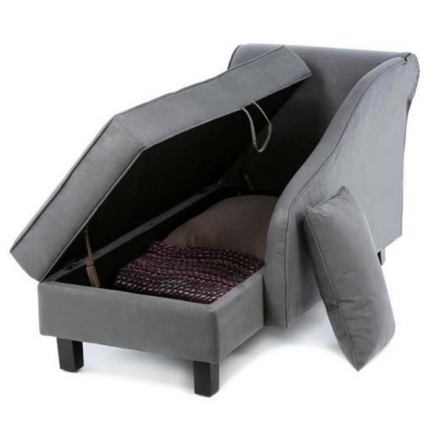 Exceptionnel Storage Chaise Lounge Furniture