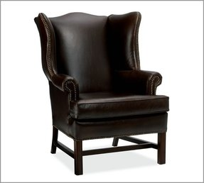 Thatcher leather wingback