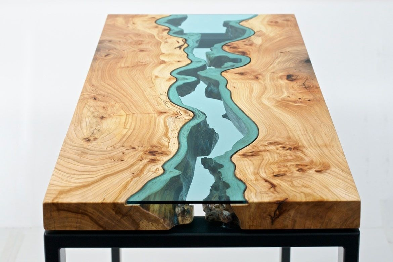 Unique Glass Coffee Tables