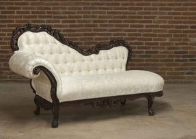 Victorian chaise lounges 1