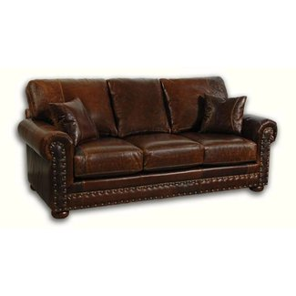 Excellent Leather Sofas With Nailhead Trim Ideas On Foter Uwap Interior Chair Design Uwaporg