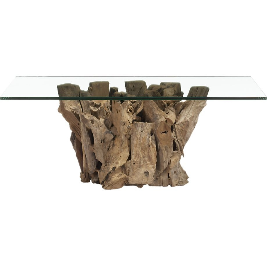 699 00 Driftwood Coffee Table Details And Dimensions Driftwood Coffee.  Similar: Glass Top ...