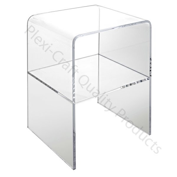 Gentil Acrylic End Tables