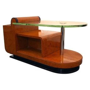 Art deco coffee tables