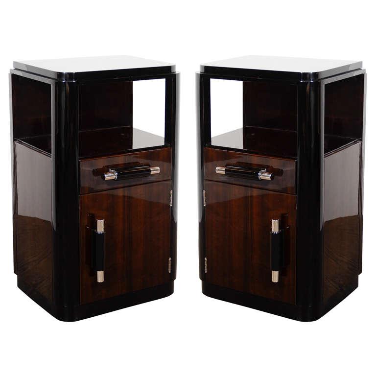 Art Deco End Tables 5