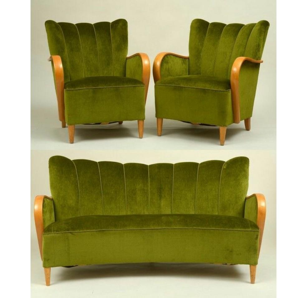 art deco living room furniture foter rh foter com Art Deco Furniture Reproductions Art Deco Living Room Ideas