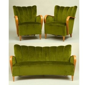 Art Deco Living Room Furniture - Foter