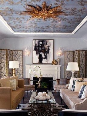 deco living room art deco sitting room living s - Livingroom Deco