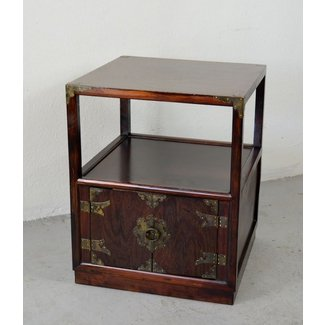 Asian end table or night stand
