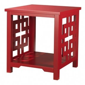 Asian end tables 1