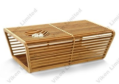 Bamboo Cocktail Table