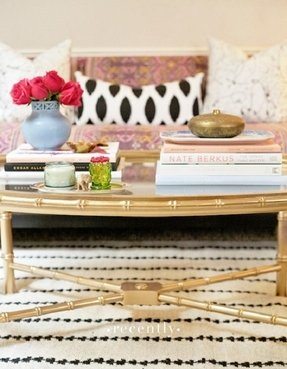 Bamboo coffee tables 1