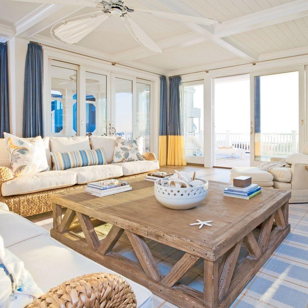 Beach House Coffee Table
