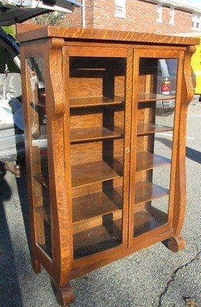 Superbe Oak Curio Cabinets   Ideas On Foter