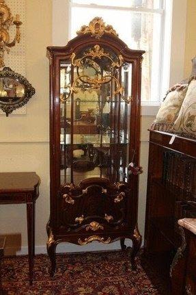 Mahogany Curio Cabinets Foter