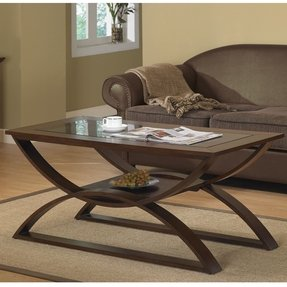 Bentwood coffee table 1
