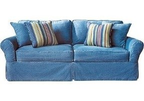 Blue jean furniture