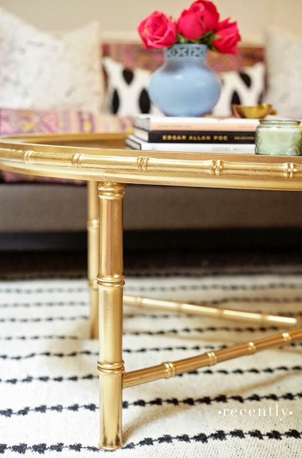 Bronze Coffee Tables 13