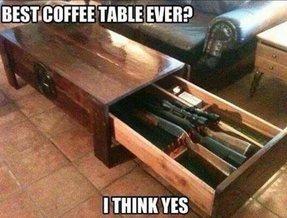 Cedar Coffee Tables 2