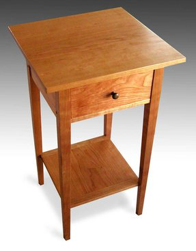 Cherry end tables 11