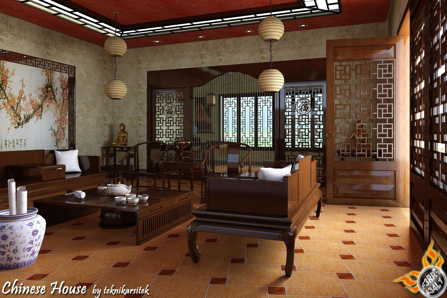 Merveilleux Chinese Living Room Furniture 15