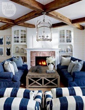 Super Denim Living Room Furniture Ideas On Foter Evergreenethics Interior Chair Design Evergreenethicsorg