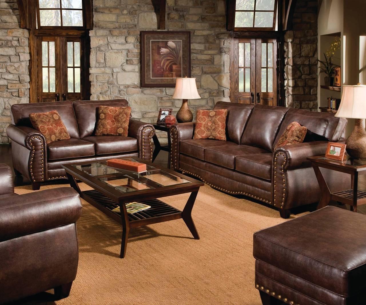 Classic Wooden Sofa