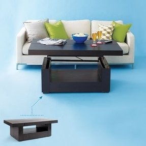 Coffee Table That Raises To Dining Height Revolutionhr Enchanting Adjule