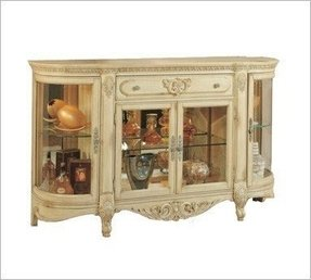 Console Curio Cabinets Foter