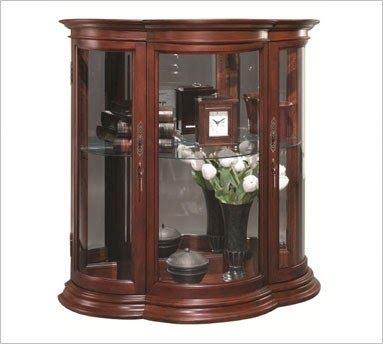 Console Curio Cabinets 3