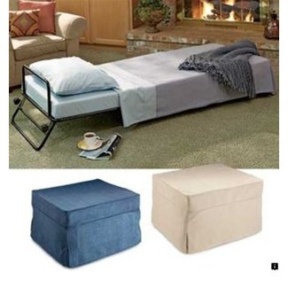 Surprising Sleeper Ottomans Ideas On Foter Onthecornerstone Fun Painted Chair Ideas Images Onthecornerstoneorg