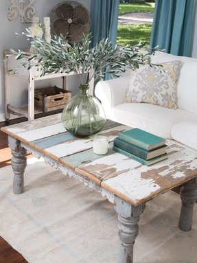 Country Style Coffee Table