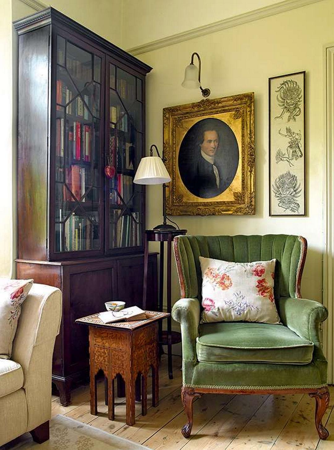 English Living Room Furniture