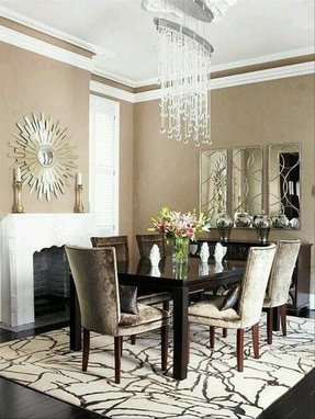 Espresso Dining Room Table - Foter