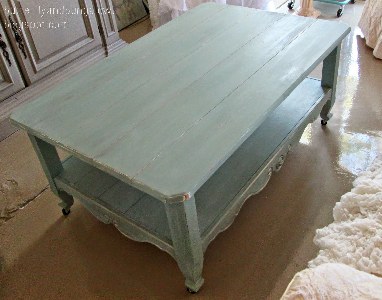 Charming French Country Coffee Tables