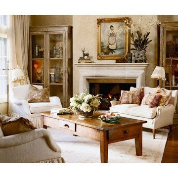 Nice French Country Living Room Furniture 2