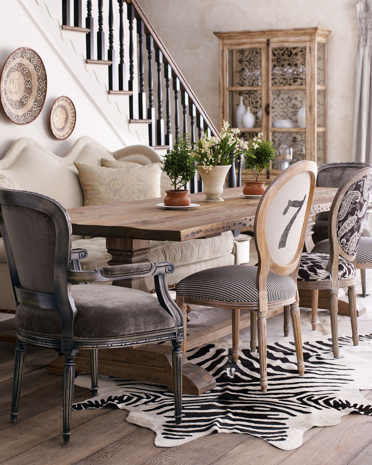 French Style Shabby Chic En Bois Crème Nesting Table Living Room Furniture