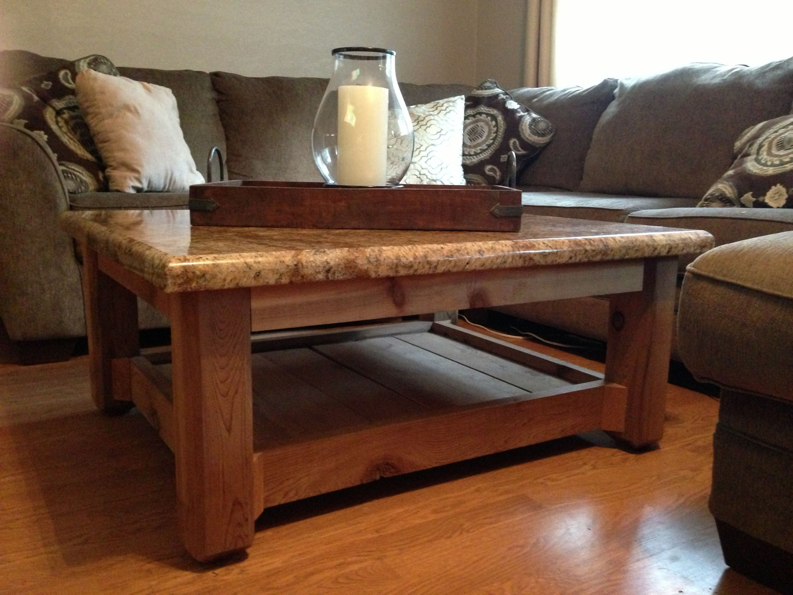 Genial Granite Coffee Tables