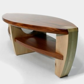 Hand crafted coffee table by pagomo designs i love the