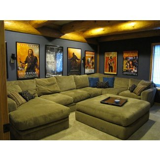 Home Theater Sectional Sofas - Ideas on Foter